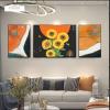 Tranh 3D hoa hướng dương FT96038